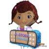 piñatas prefabricadas personalizadas para fiestas infantiles| Decoración temática Doctora juguetes para cumpleaños infantil fiestas y piñatas Bogotá
