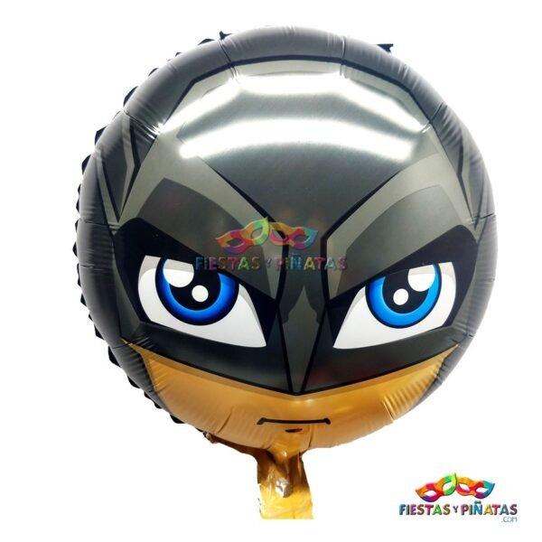 Globo metalizado para fiestas infantiles  Decoración temática Batman para cumpleaños infantil fiestas y piñatas Bogotá